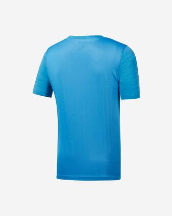T-Shirt training REEBOK WORKOUT READY ACTIVCHILL GRAPHIC M