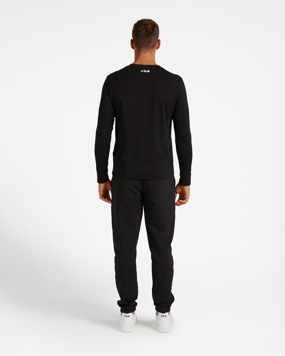 T-Shirt FILA LOGO M S4080475 scatto 2