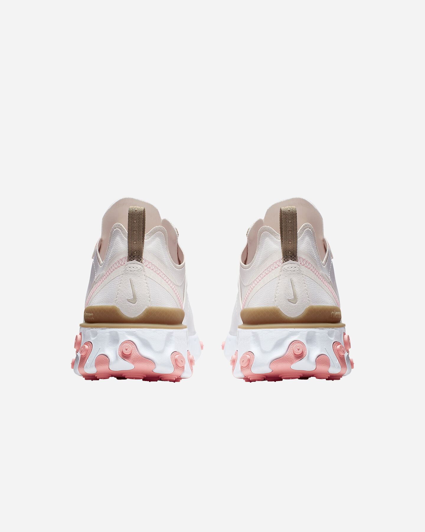 Scarpe sneakers NIKE REACT ELEMENT 55 W S5197490 scatto 4