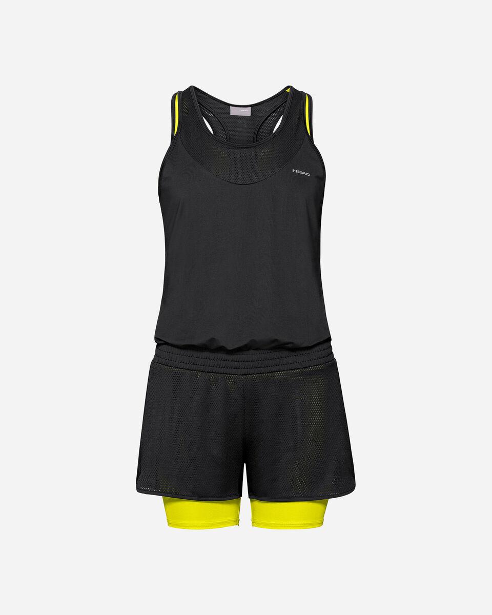 Abbigliamento tennis HEAD MATCH W S5304151 scatto 0