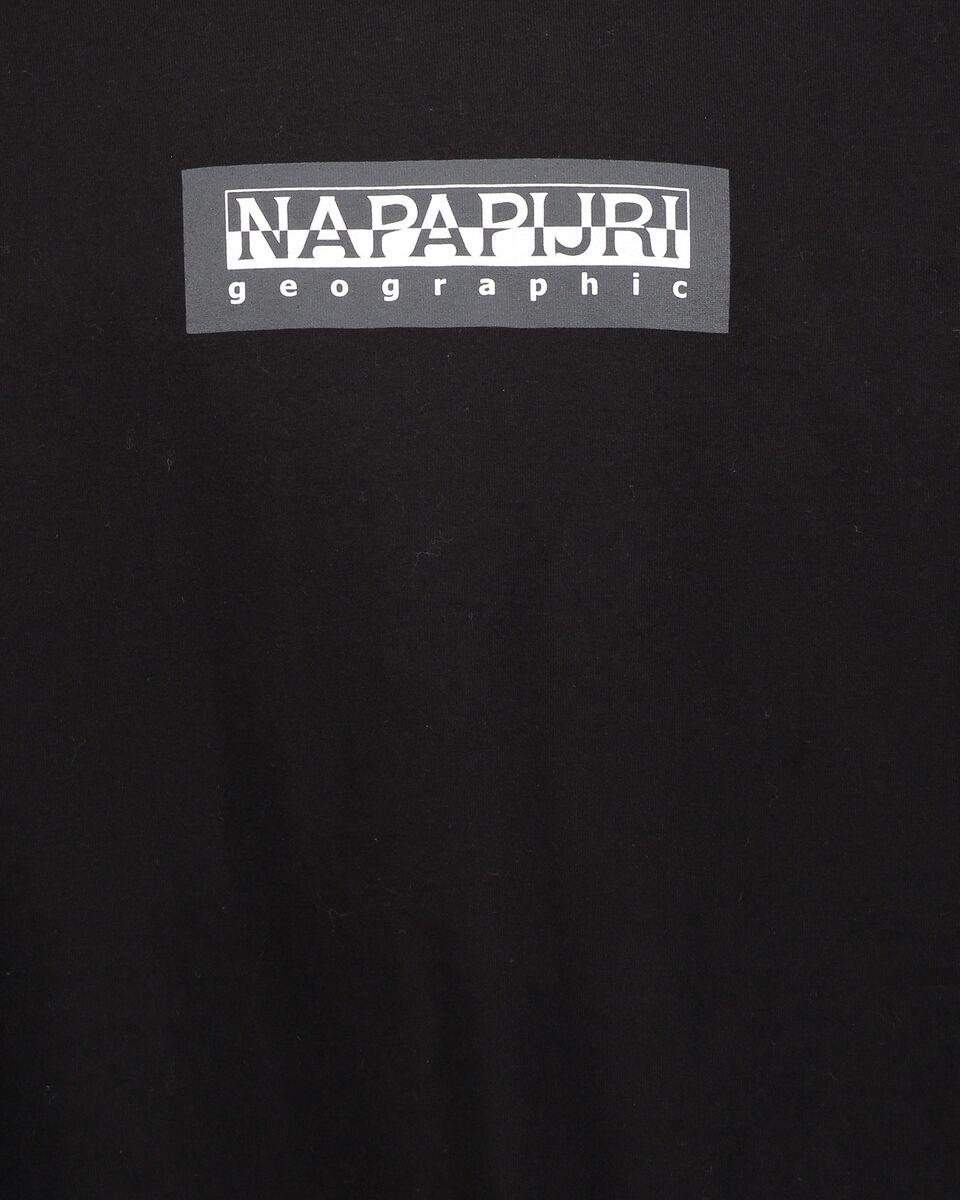 Felpa NAPAPIJRI BOX M S4077629 scatto 2