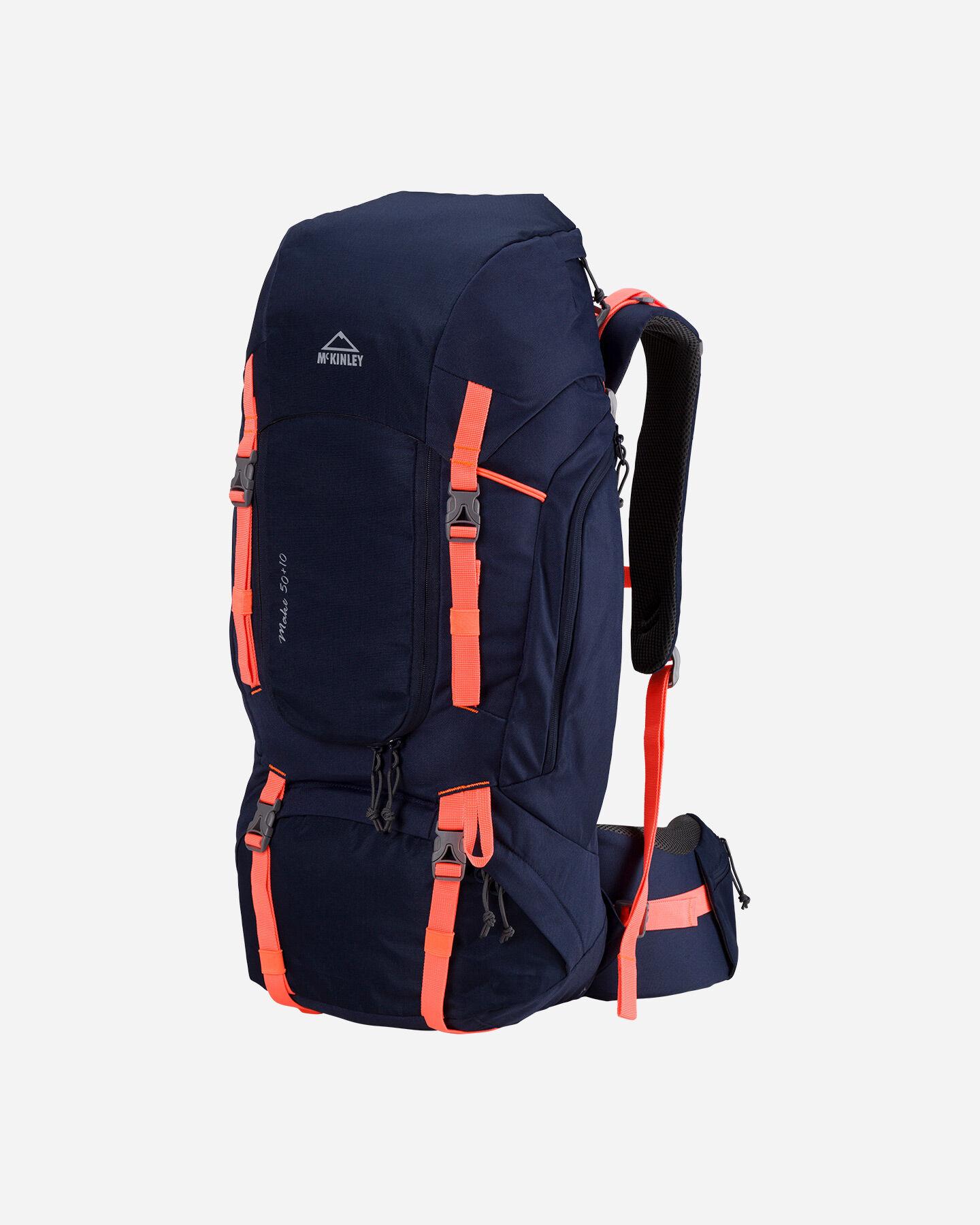 Zaino trekking MCKINLEY MAKE 50+10 RC S2001466|901|50 scatto 0