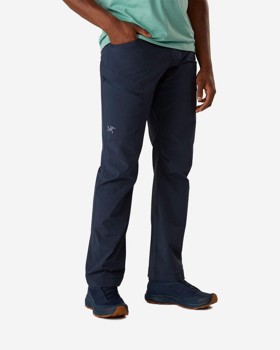Pantalone outdoor ARC'TERYX LEFROY M S4075199 scatto 1
