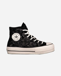 SNEAKERS donna CONVERSE ALL STAR PLATFORM PAILLETTES HI W
