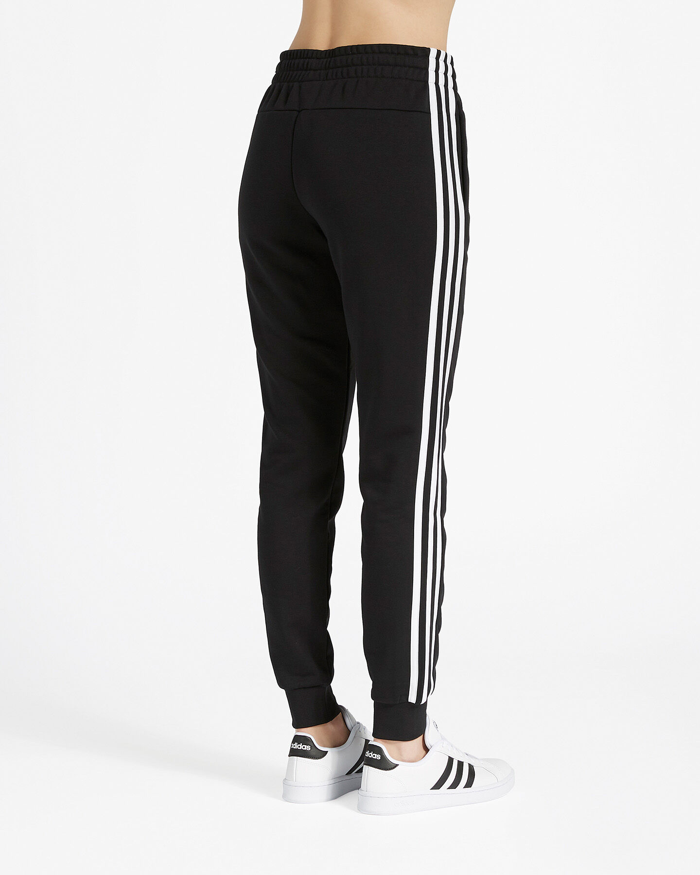 Pantalone ADIDAS ESSENTIALS 3 STRIPES W S4056301 scatto 1