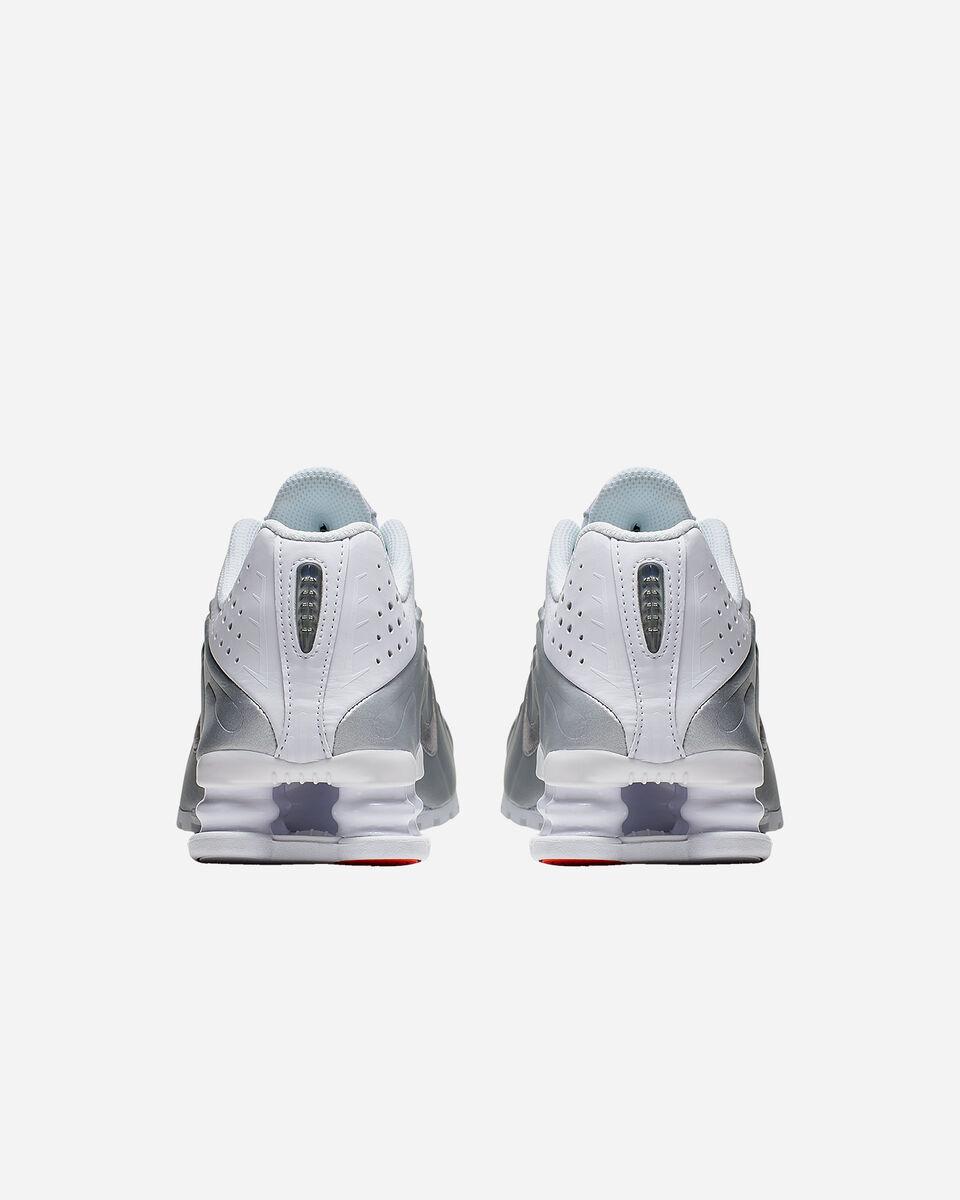 Scarpe sneakers NIKE SHOX R4 JR GS S2024076 scatto 4