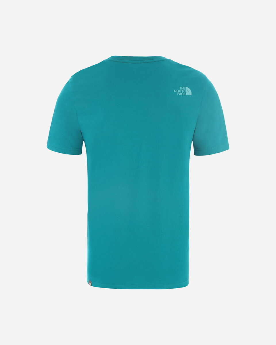 T-Shirt THE NORTH FACE RUST 2 M S5199969 scatto 1