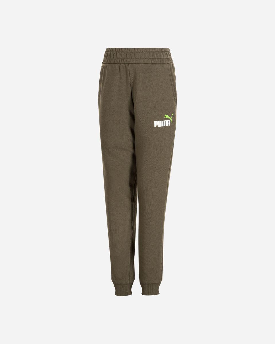 Pantalone PUMA BASIC JR S5339161 scatto 0