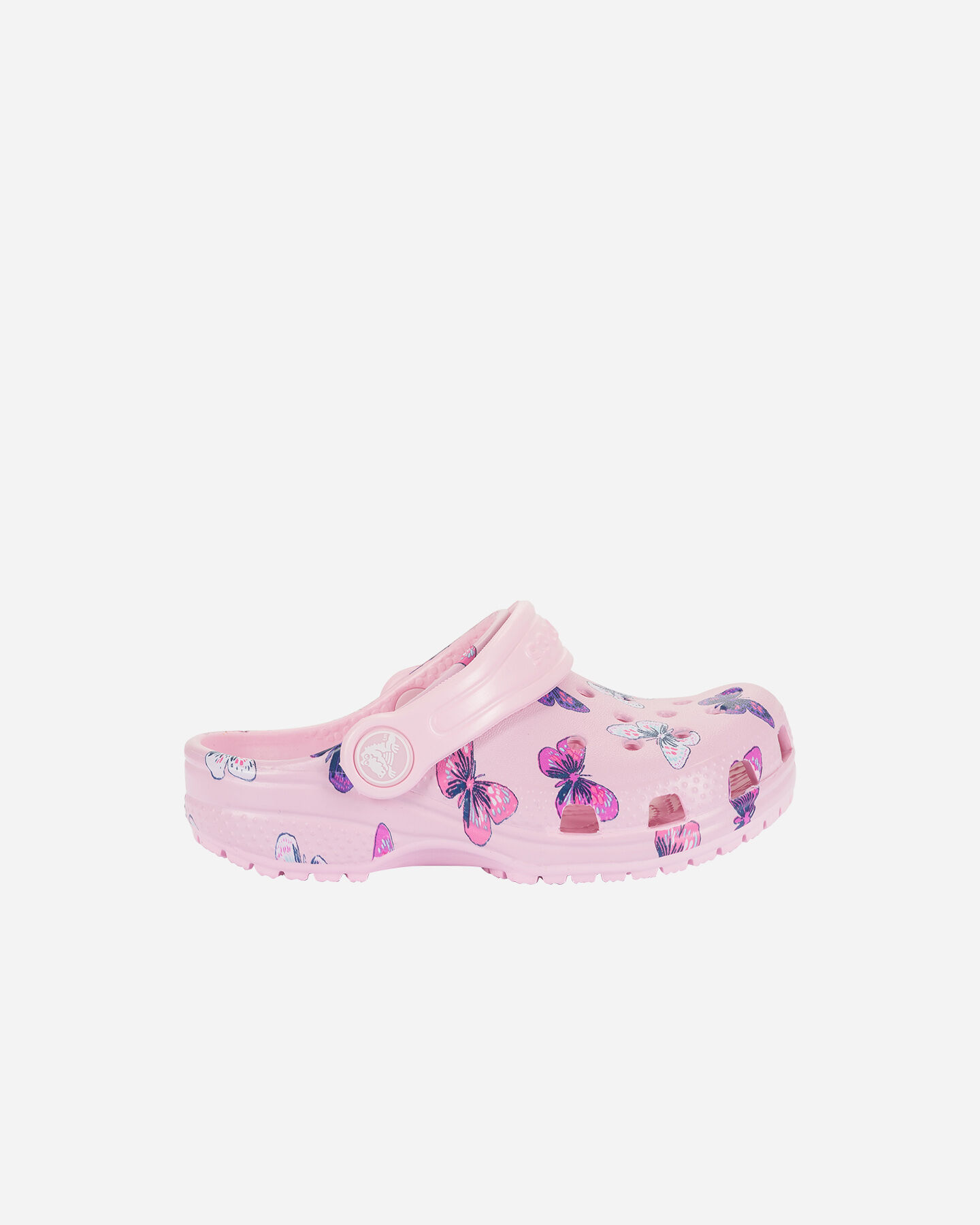 Sandali CROCS CLASSIC BUTTERFLY CLOG JR S4081539 scatto 3