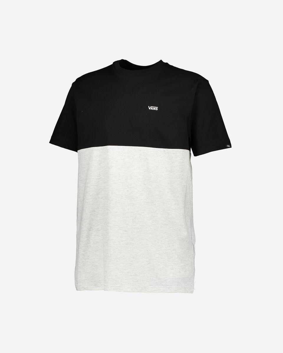 T-Shirt VANS MC COLOR BLOCK M S5186768 scatto 0