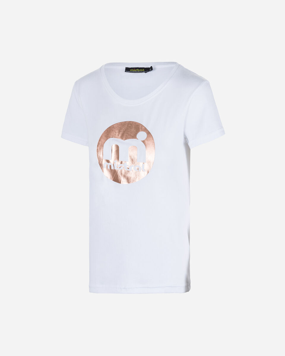 T-Shirt MISTRAL LOGO W S4074078 scatto 0