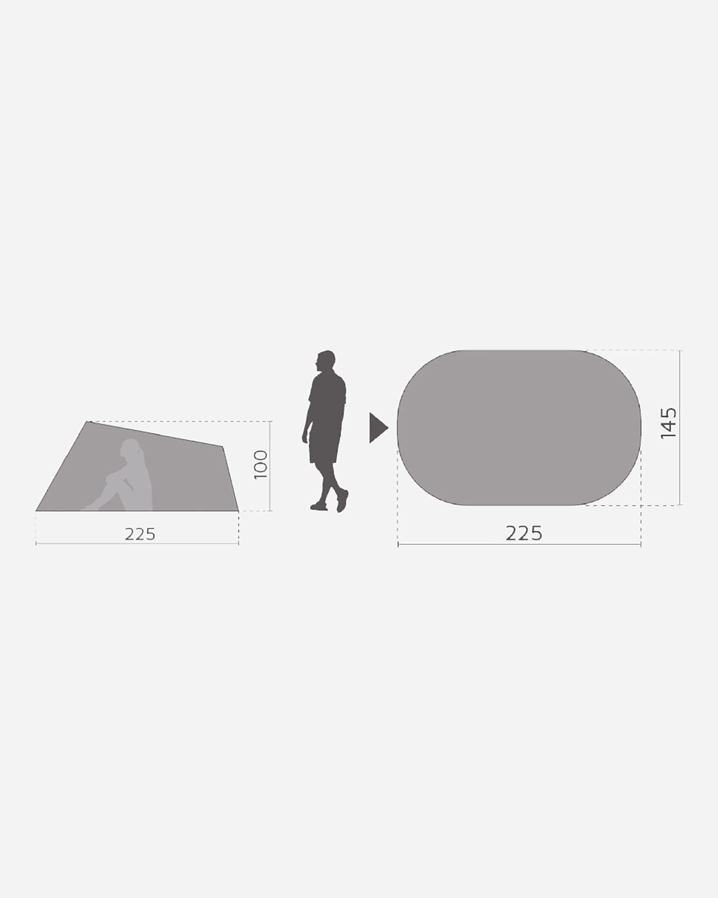 Tenda MCKINLEY IMOLA 220 POP UP S1315825|1|UNI scatto 2