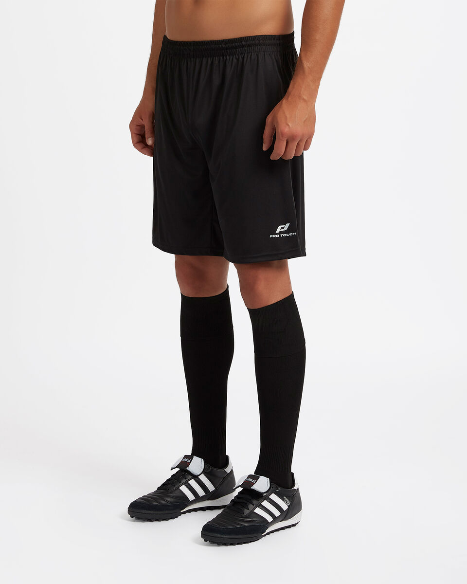 Pantaloncini calcio PRO TOUCH FOOTBALL PRO M S1160934 scatto 2