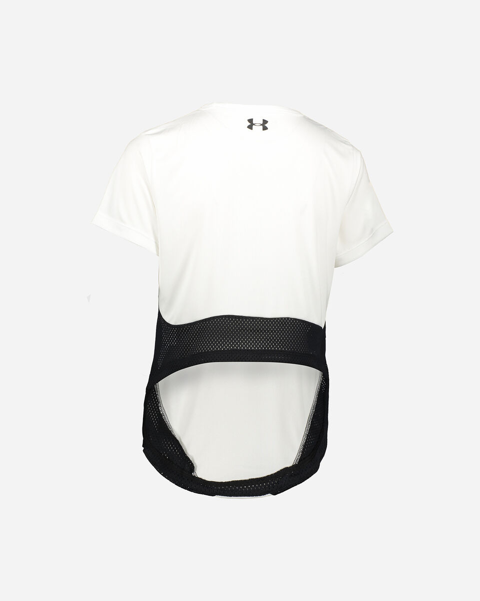 T-Shirt training UNDER ARMOUR POLY MESH  W S5169563 scatto 1