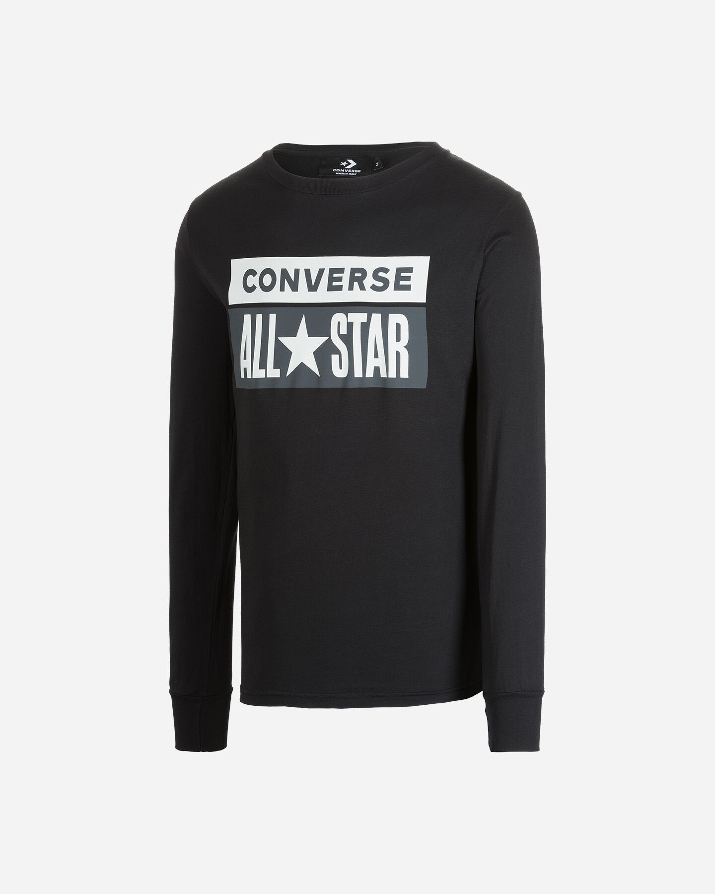 T-Shirt CONVERSE ALL STAR M S5244015 scatto 0