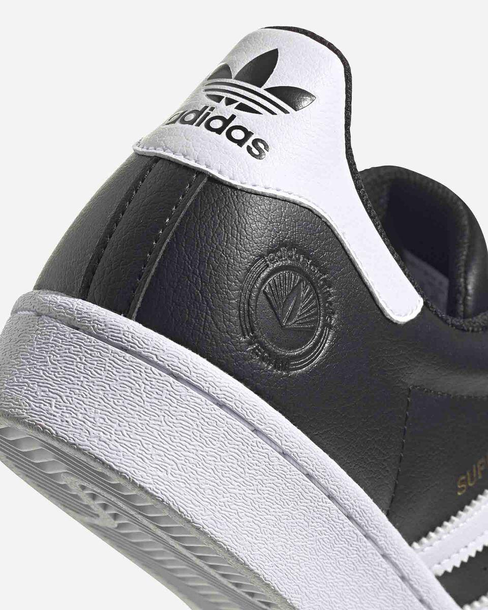 Scarpe sneakers ADIDAS SUPERSTAR VEGAN M S5209272 scatto 3