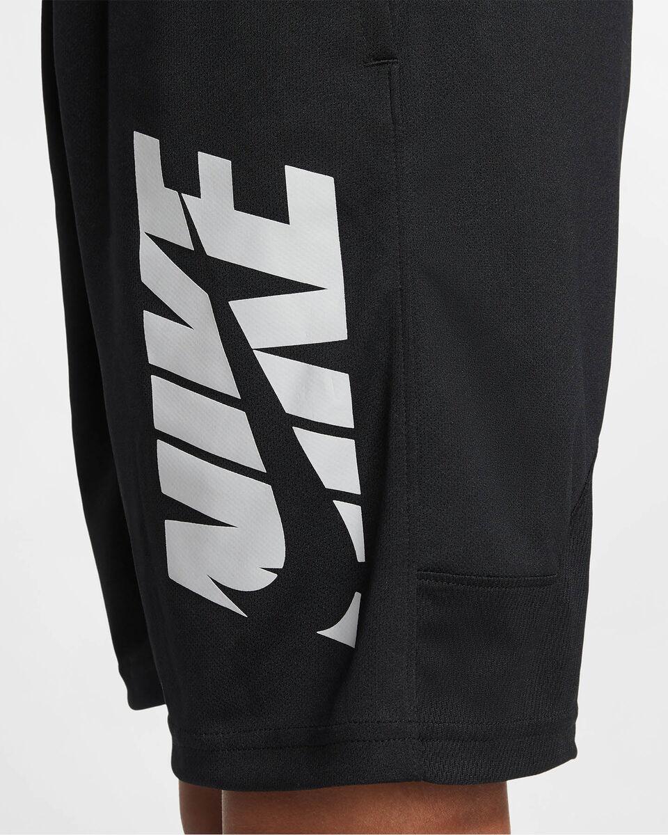 Pantaloncini NIKE DRI-FIT JR S5164554 scatto 5