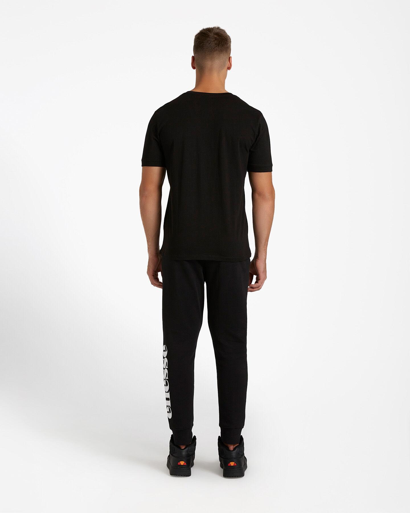 T-Shirt ELLESSE MC STRIPES M S4081222 scatto 2