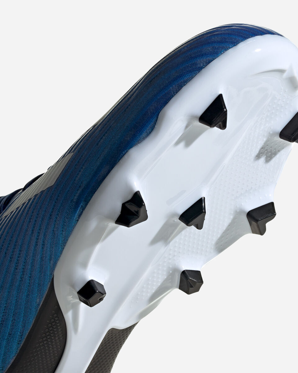 Scarpe calcio ADIDAS X 19.1 FG JR S5152807 scatto 3