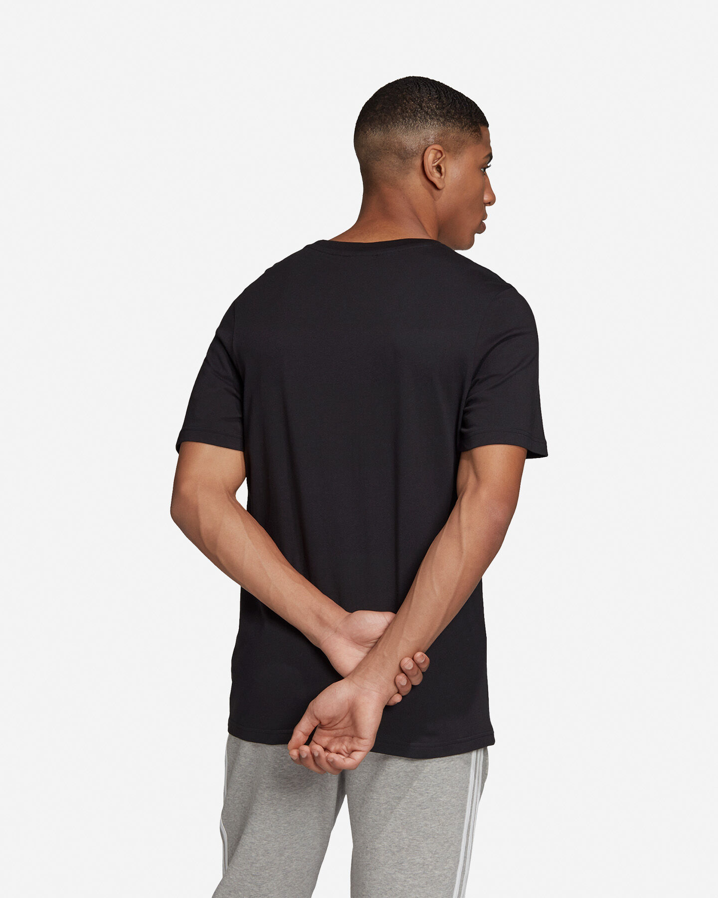 T-Shirt ADIDAS OUTLINE M S5210670 scatto 4