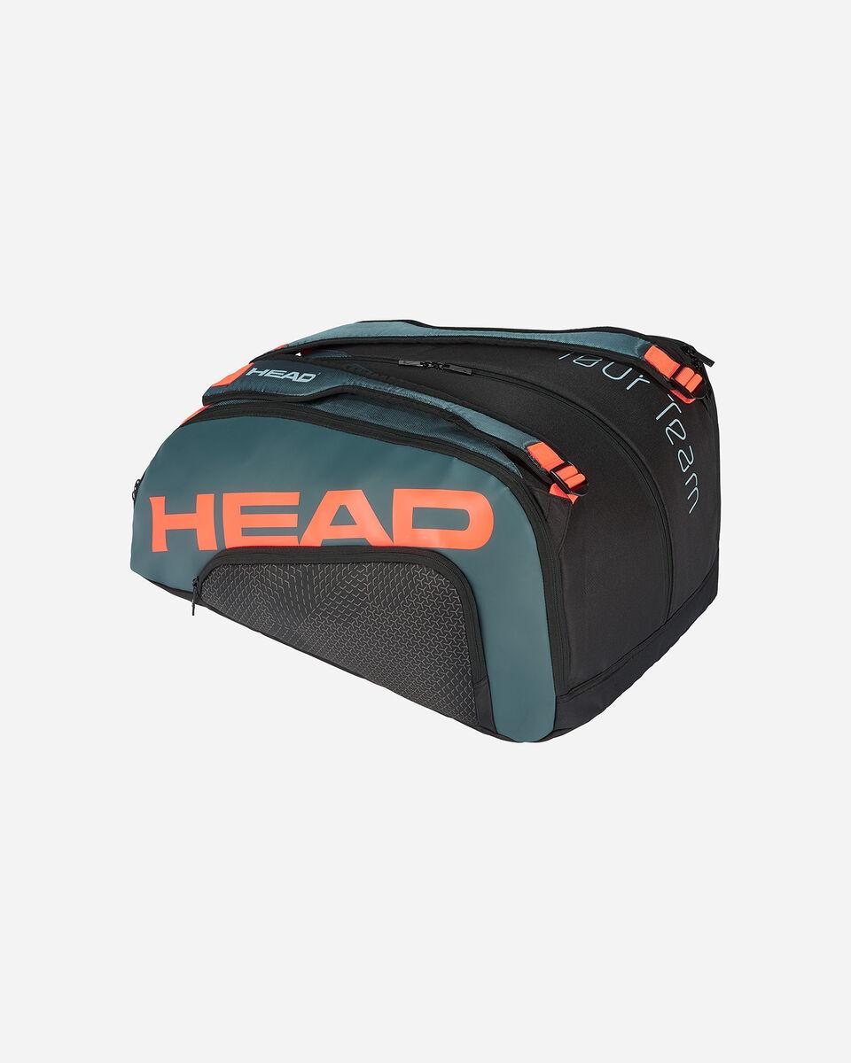 Borsa HEAD TOUR TEAM PADEL MONSTERCOMBI S5246356|BKOR|UNI scatto 0