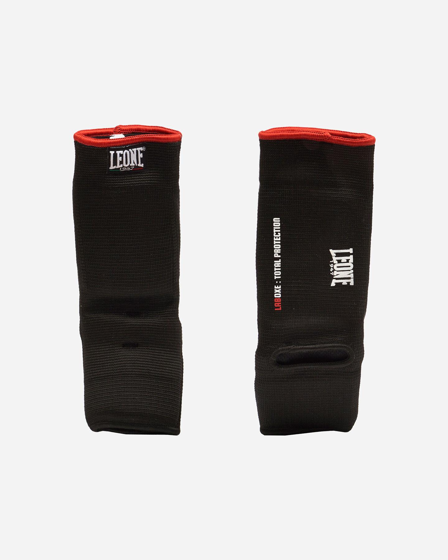 Accessorio boxe LEONE CAVIGLIERE IMBOTTITE S4009059 scatto 0
