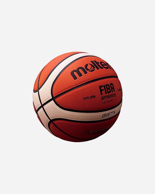 f1ee3197ac1269 Pallone Basket Molten Gg7x Mis.7 A09940.002.020 | Cisalfa Sport