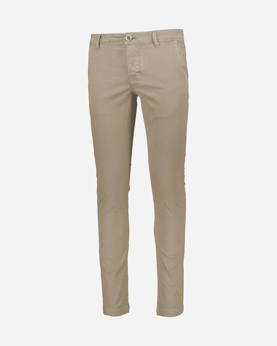 Pantalone COTTON BELT CHINO SLIM M S5182785 scatto 4