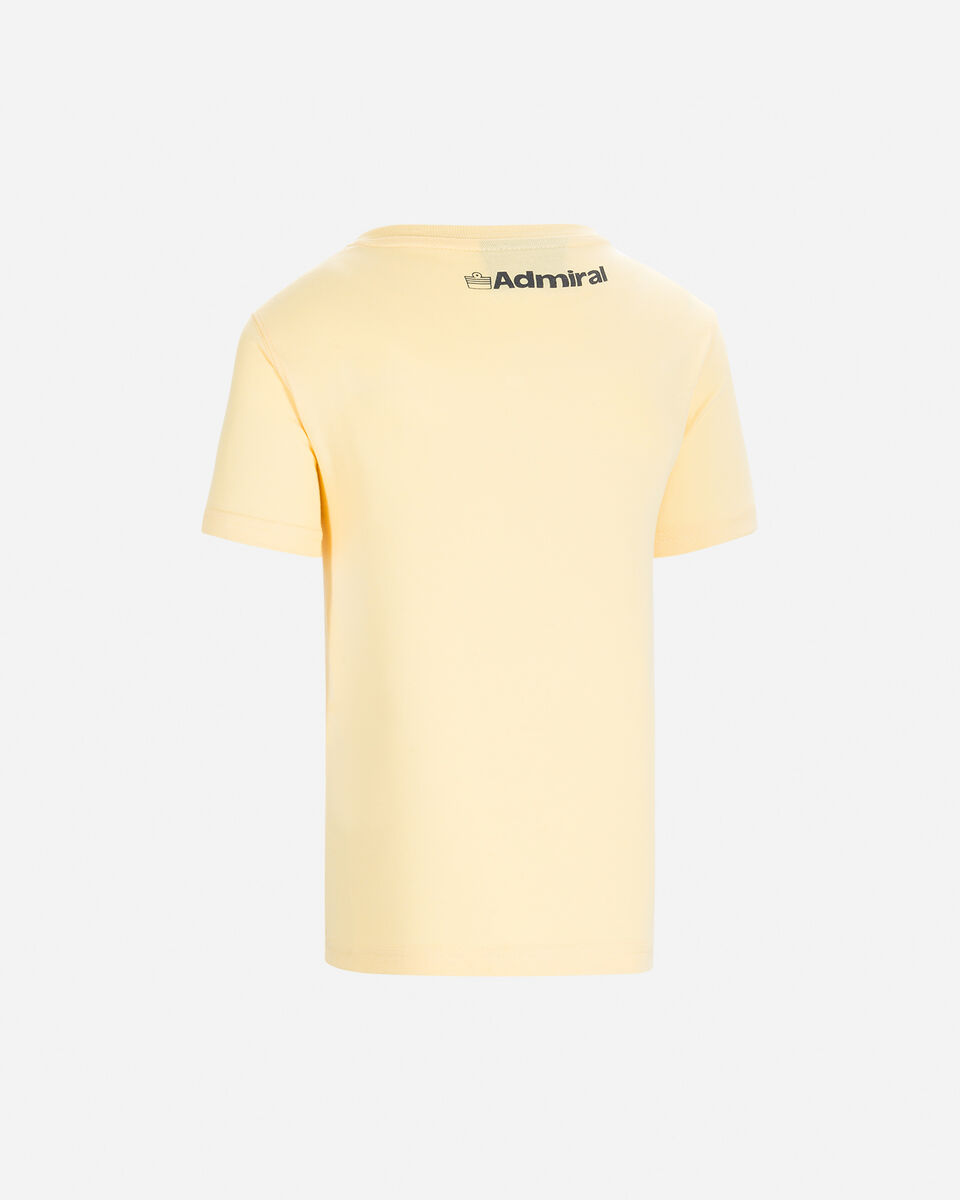 T-Shirt ADMIRAL BASIC JR S4080864 scatto 1