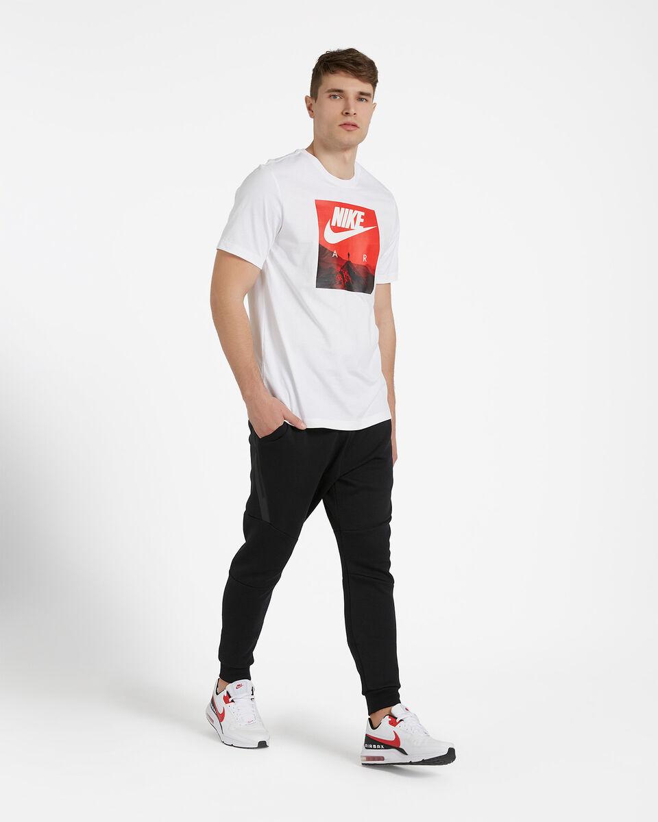 T-Shirt NIKE AIR PHOTO M S5164801 scatto 3