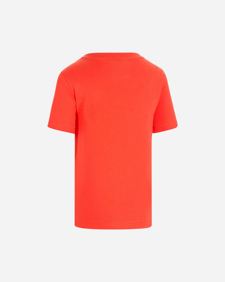 T-Shirt ADIDAS BIG LOGO JR S5211708 scatto 1