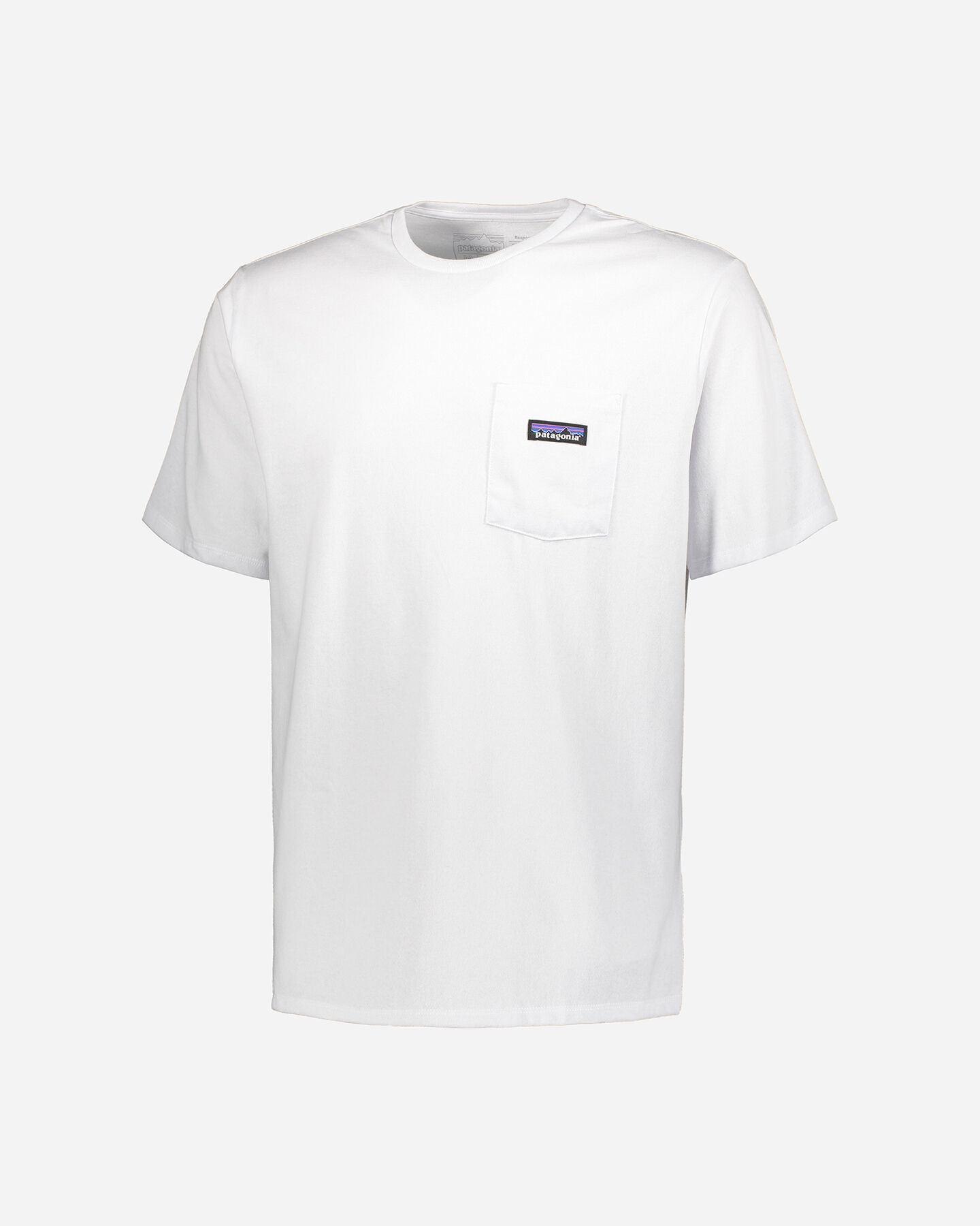 T-Shirt PATAGONIA P-6 LABEL POCKET M S4089225 scatto 0