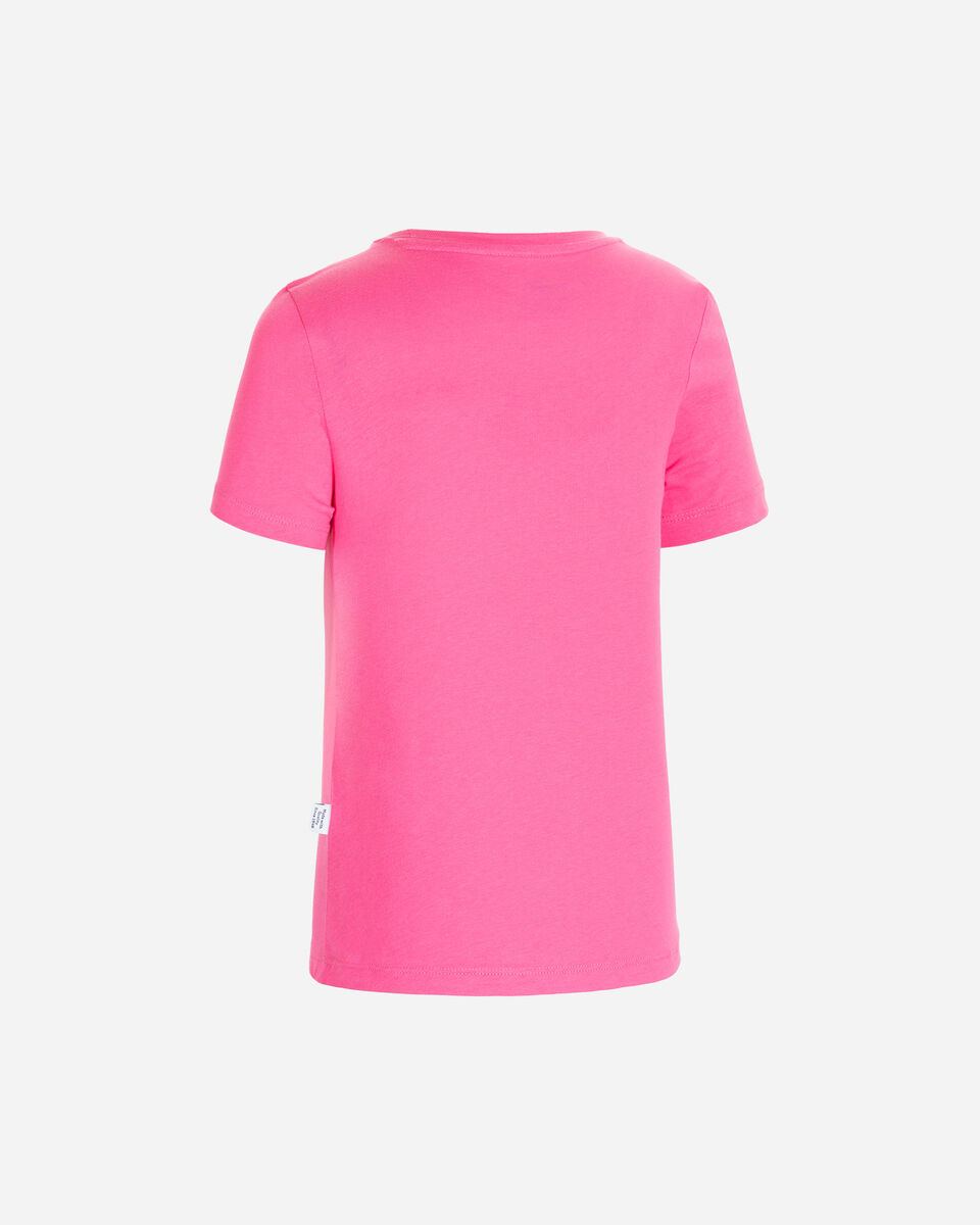 T-Shirt PUMA MC BIG LOGO JR S5234894 scatto 1