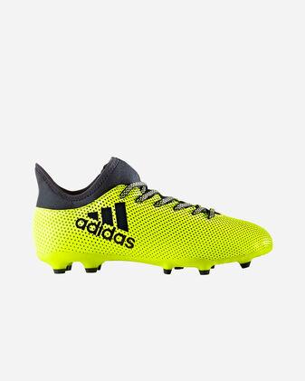 Scarpe calcio ADIDAS X 17.3 FG JR