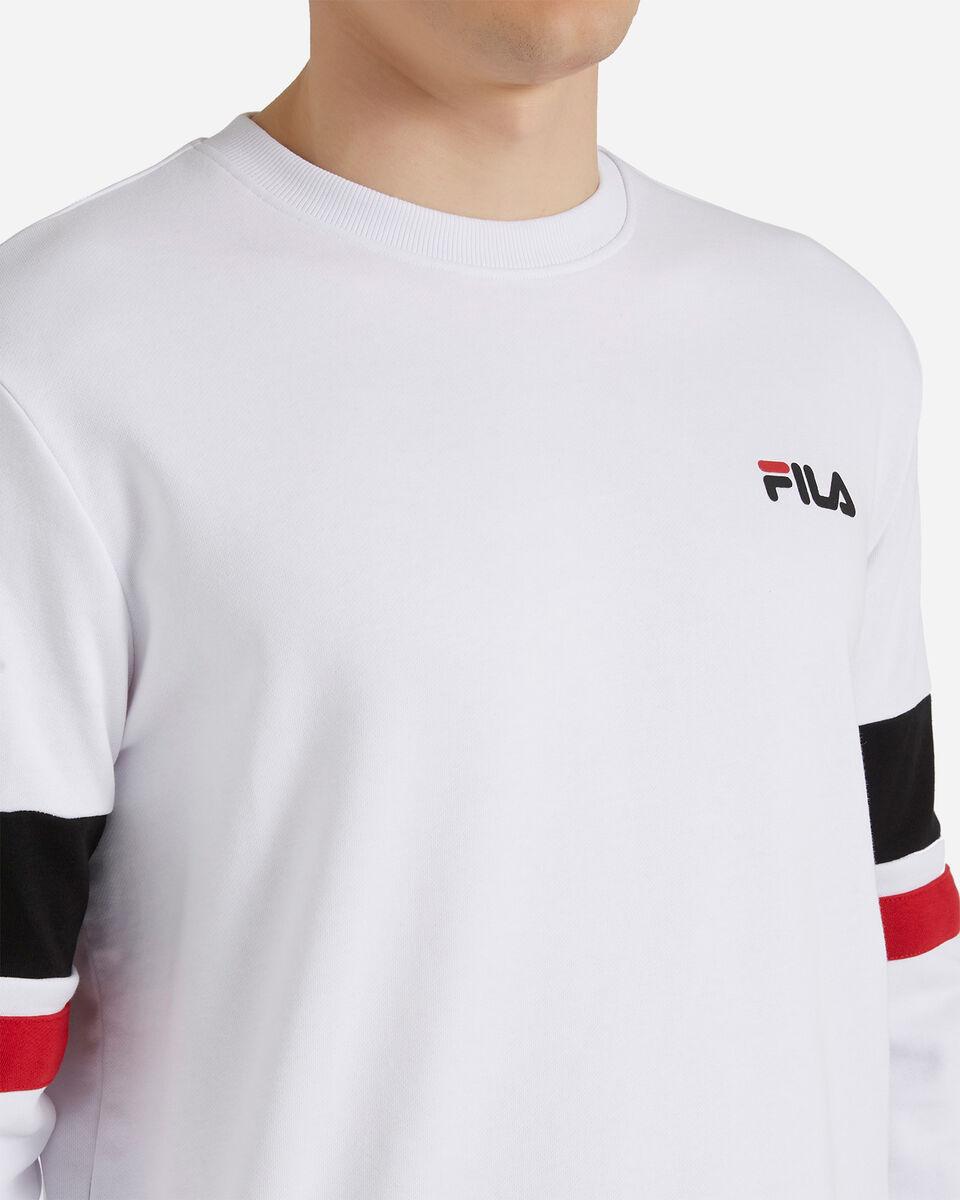 Felpa FILA STRIPES M S4088473 scatto 4