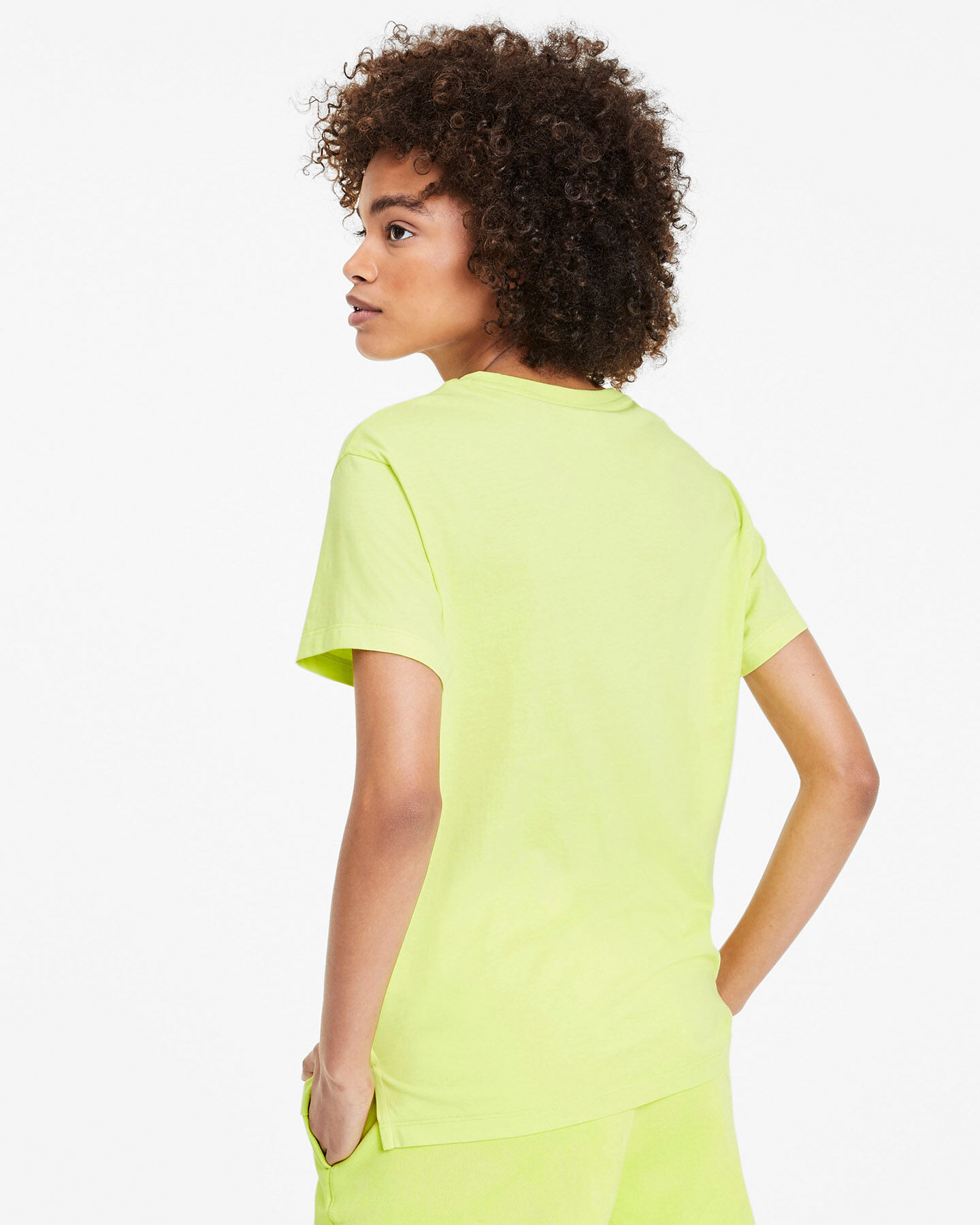 T-Shirt PUMA LOGO W S5189648 scatto 3