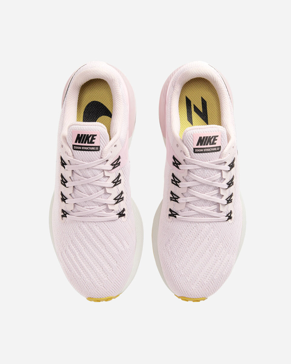 Scarpe running NIKE AIR ZOOM STRUCTURE 22 W S5161250 scatto 3