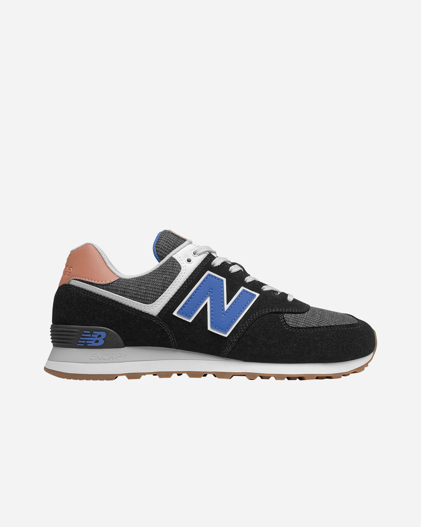 Scarpe sneakers NEW BALANCE 574 M S5236629 scatto 0