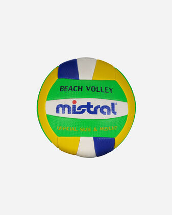 Pallone volley MISTRAL BEACH VOLLEY BRASILE MIS.4