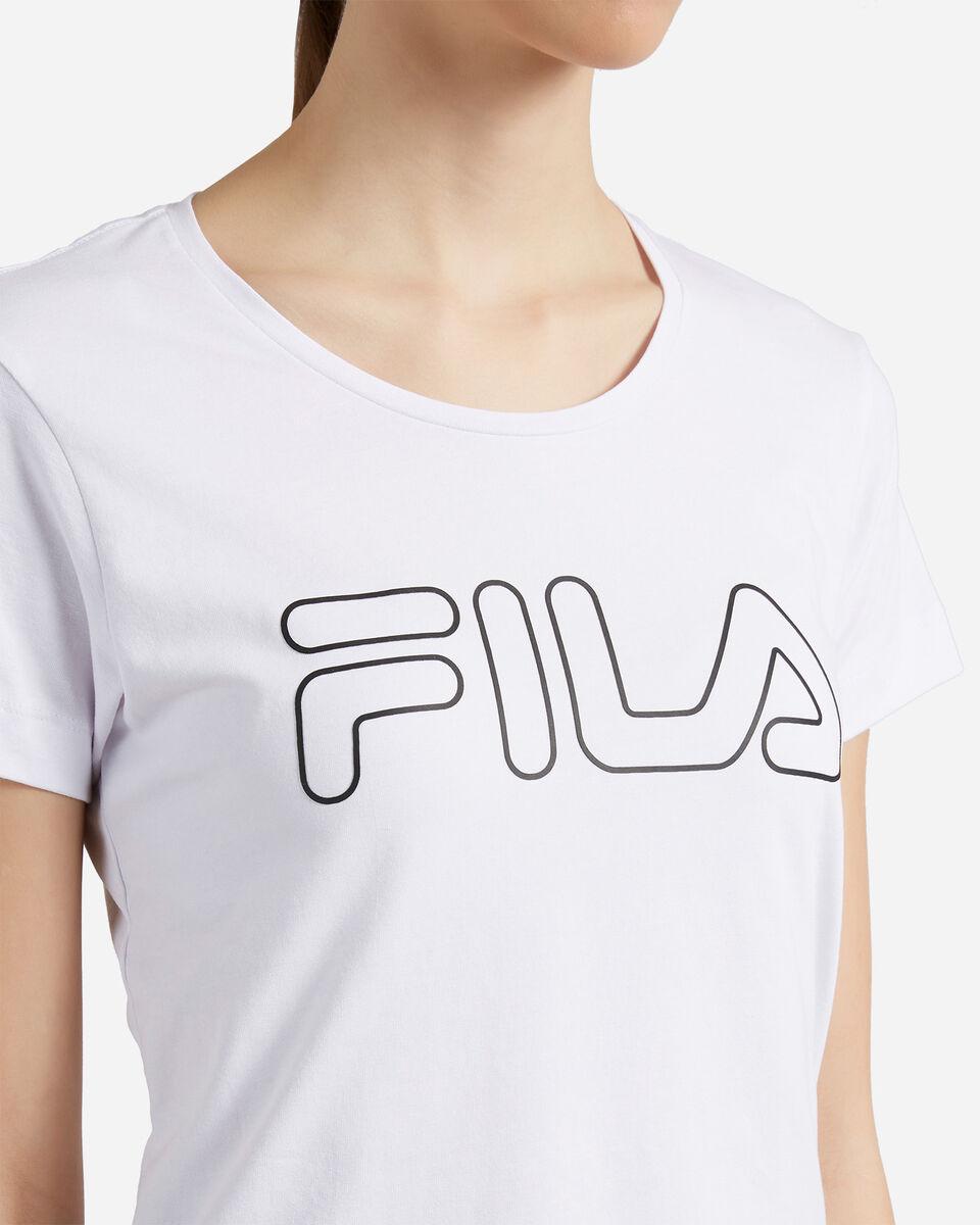 T-Shirt FILA BIG LOGO W S4088283 scatto 4