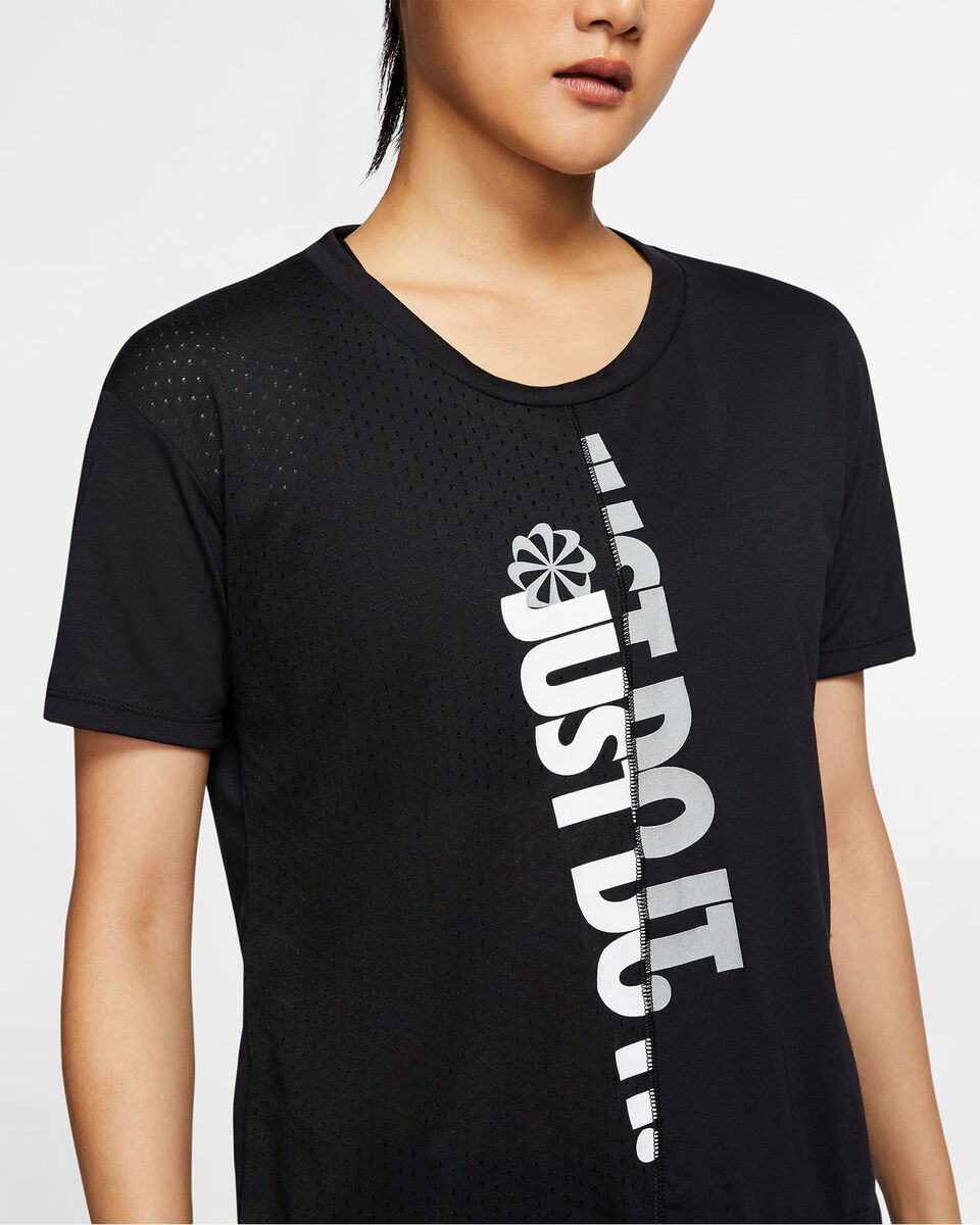 T-Shirt running NIKE ICON CLASH W S5164929 scatto 4