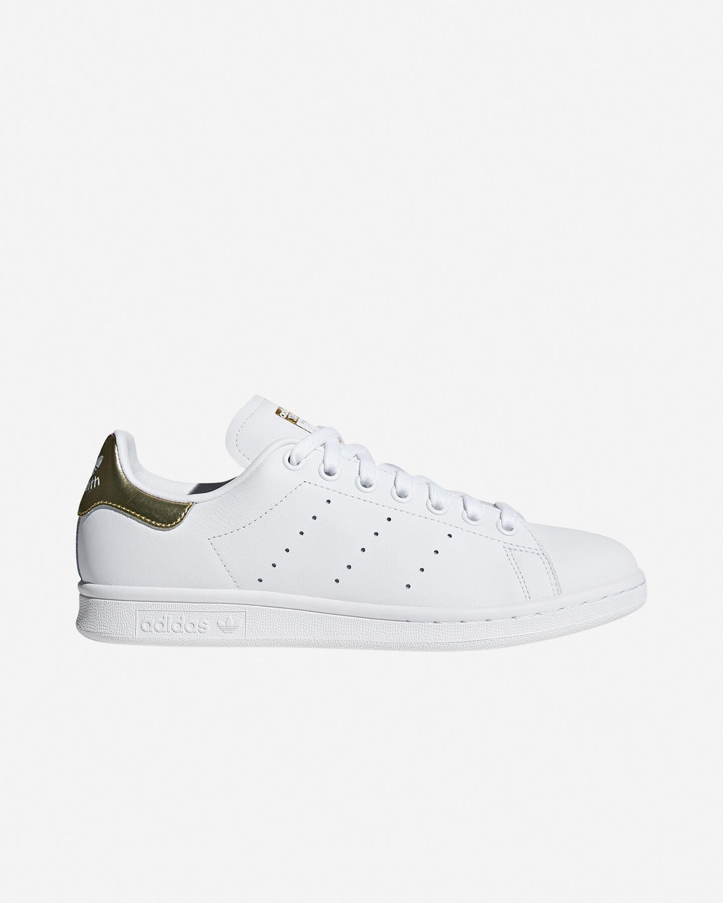 Scarpe sneakers ADIDAS STAN SMITH W S5092717 scatto 0