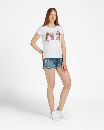 T-Shirt MISTRAL FLOWERS W