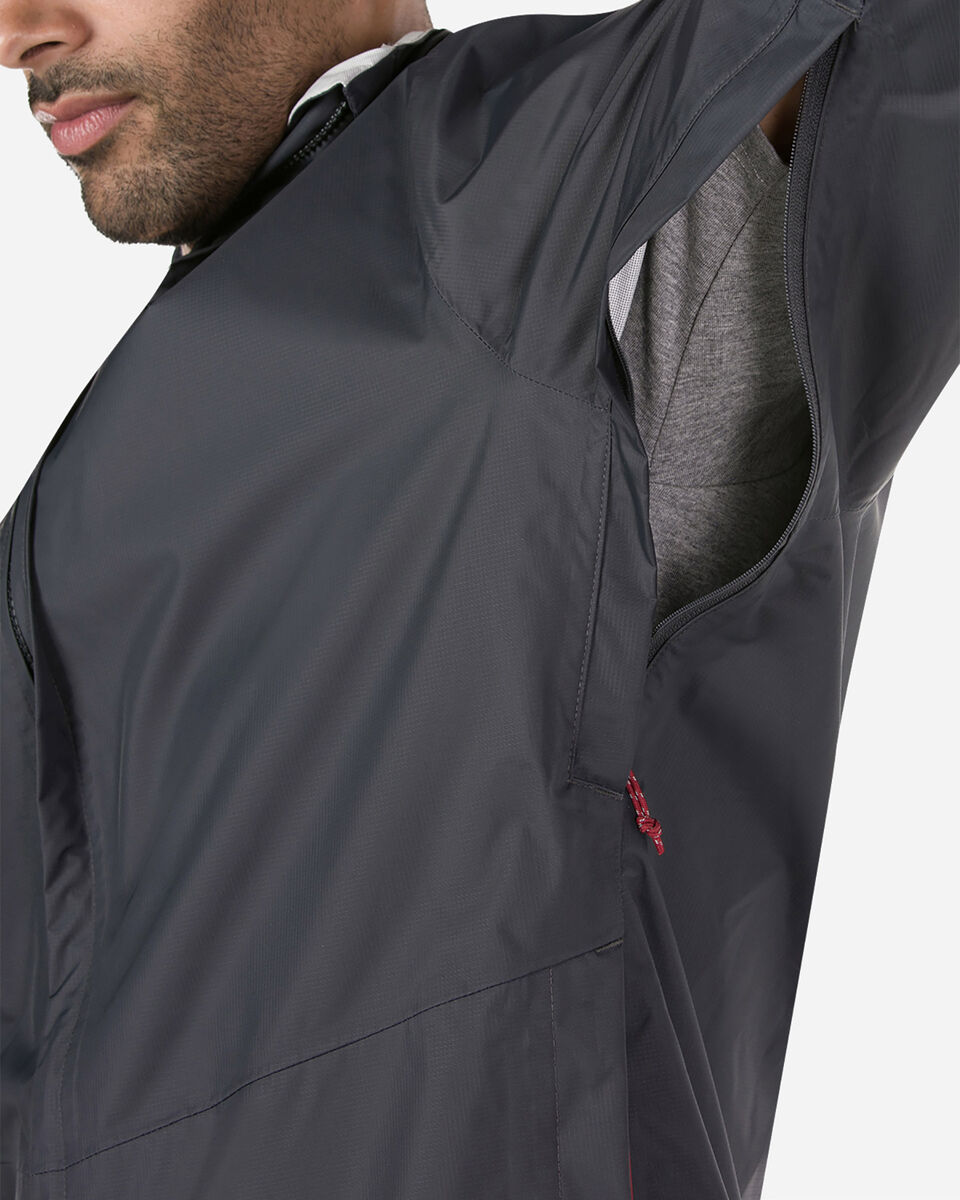 Pile BERGHAUS DELUGE VENTED SHELL M S4060418 scatto 5