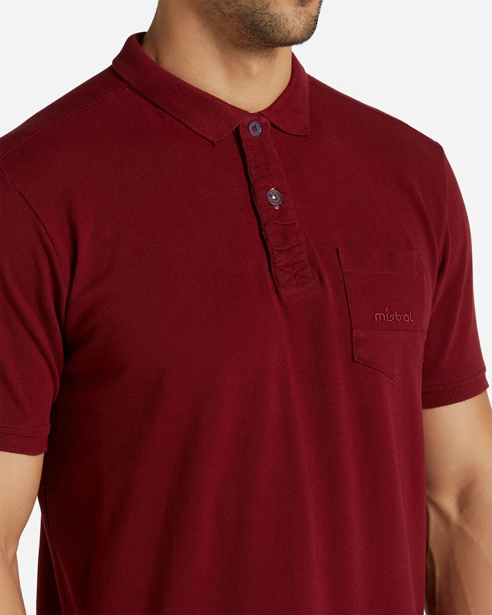 Polo MISTRAL BASIC M S4059968 scatto 4