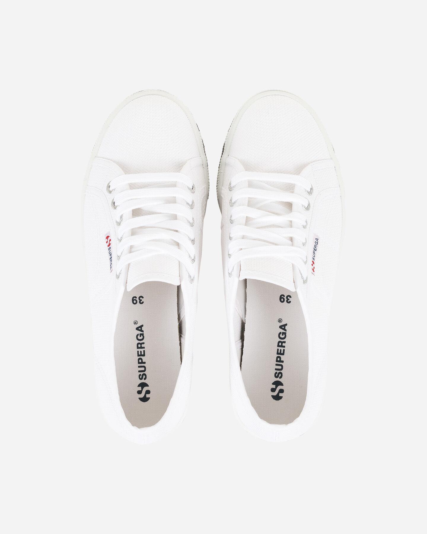 Scarpe sneakers SUPERGA 2790 COTW OUTSOLE LETTERING W S4077700 scatto 3