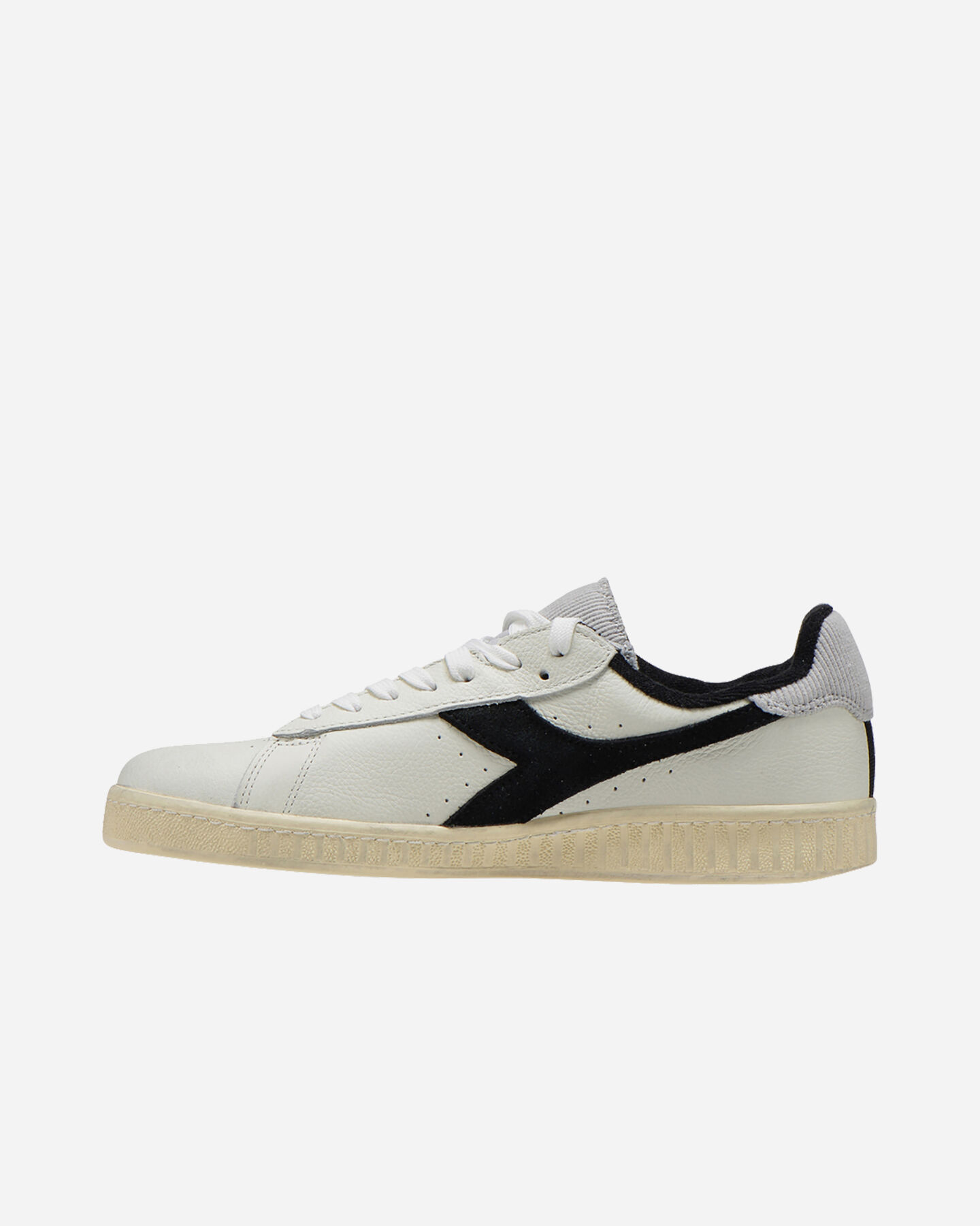 Scarpe sneakers DIADORA GAME L LOW USED M S5083816 scatto 5