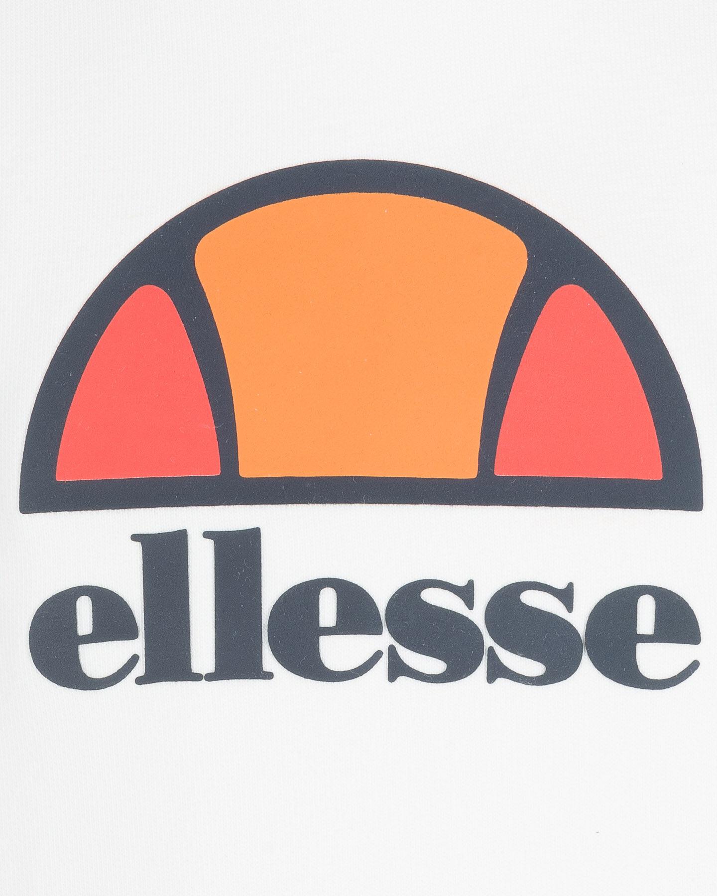 Felpa ELLESSE BASIC JR S4080393 scatto 2