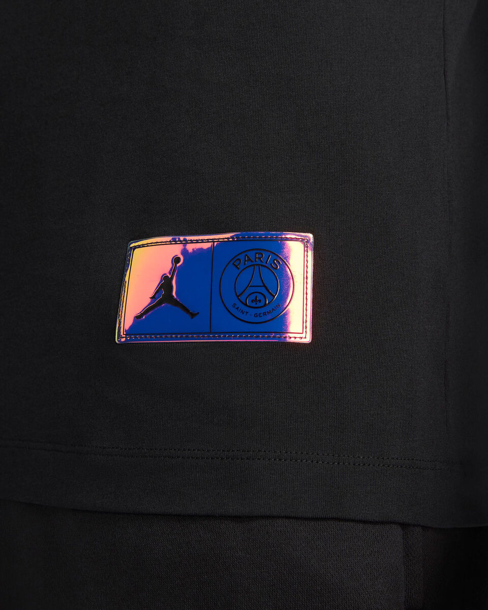 T-Shirt NIKE JORDAN PSG WORDMARK M S5267636 scatto 2
