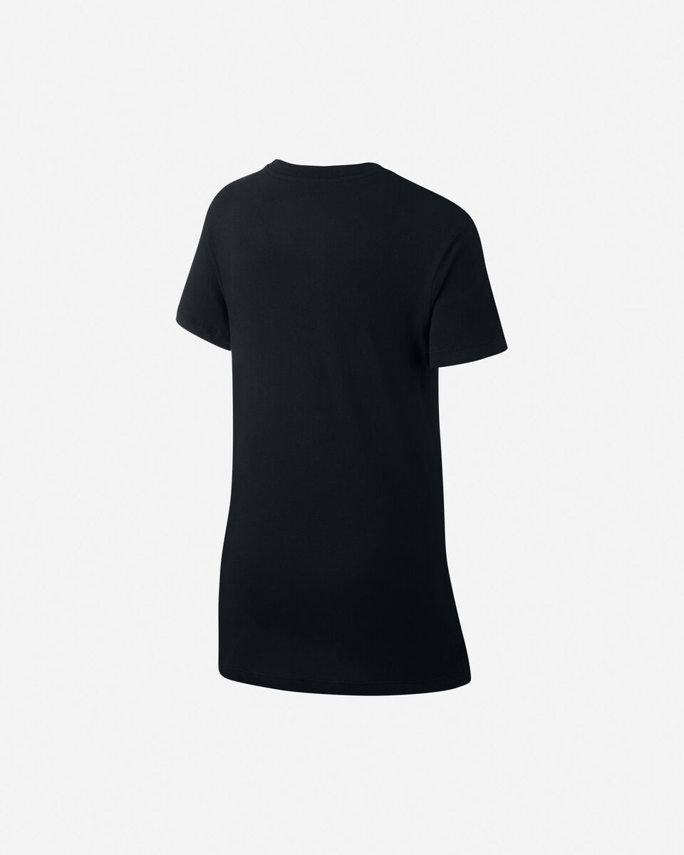 T-Shirt NIKE SWOOSH JR S2023505 scatto 1